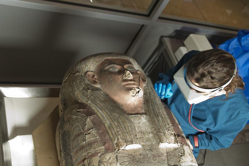 Museum Artifact Lab